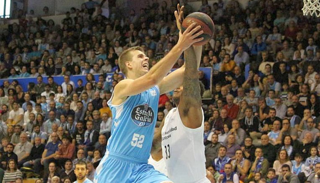 Баскетбол: атака Геруна попала в топ-7 моментов тура чемпионата Испании