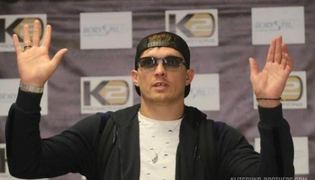 Бокс: Усик посетит субботний бой Уайт - Чисора