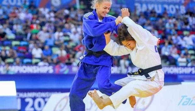 Judo: l'Ukrainienne Daria Bilodid en tête du classement mondial