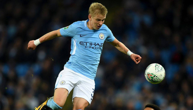 Zinchenko to sign new contract with Manchester City