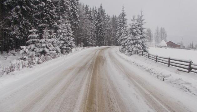 У Карпатах насипало до 70 см снігу