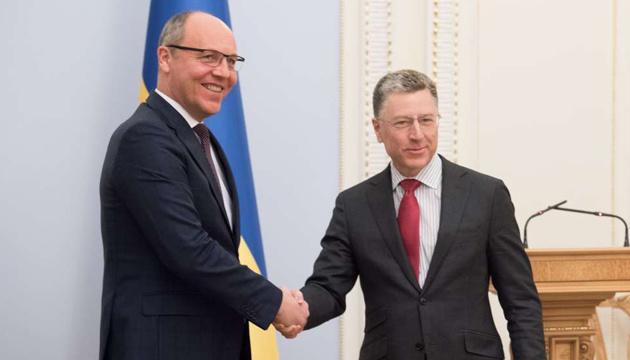 Очень важно не продлевать военное положение в Украине после 26 декабря - Волкер