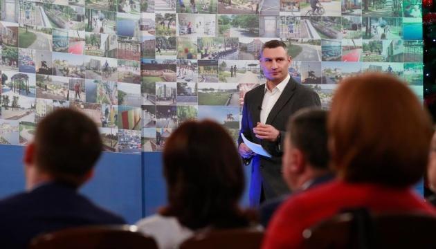 Цьогоріч у Києві відремонтували майже 300 кілометрів доріг – мер