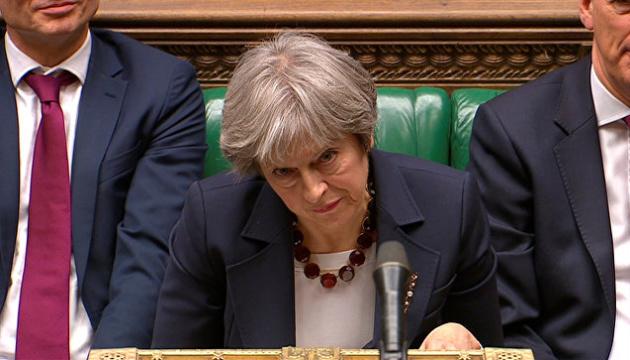 Brexit: Мей завтра зробить заяву в парламенті