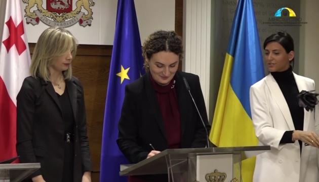 Ukraine, Georgien und Moldau unterzeichnen Memorandum zu Reintegration der besetzten Gebiete