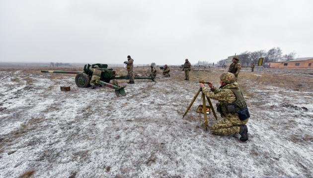 На Донбассе сегодня - ни одного обстрела