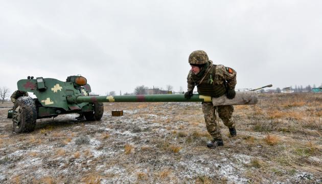 Оккупанты обстреляли позиции ВСУ в районе Новотошковского из гранатометов