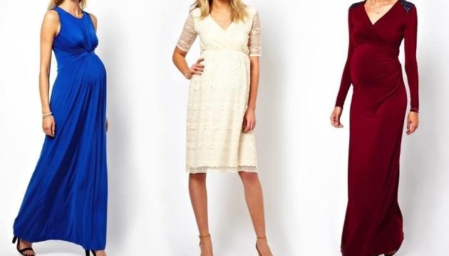 Когда ты не одна: как выбрать платье в период беременности