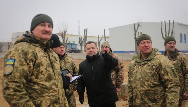 Полторак уволил двух чиновников ВМС