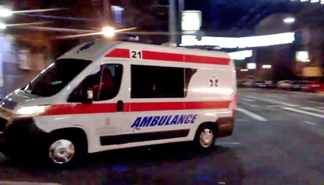 В Австрии юноша погиб во время запуска фейерверка-