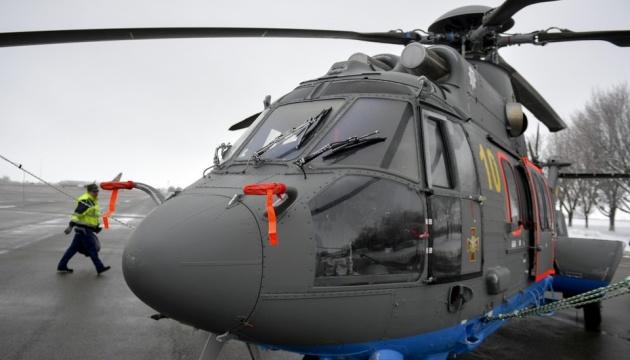 Перші два вертольоти Airbus надійшли на службу до Нацгвардії та ДСНС