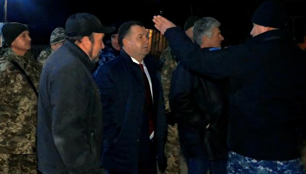 Полторак наказав наступного року заселити моряків Одещини у нові будівлі