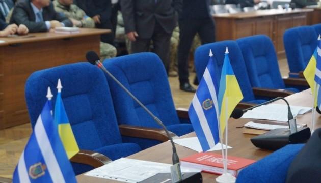 Херсонські депутати не стали розглядати закриття рахунків у банках з російським капіталом