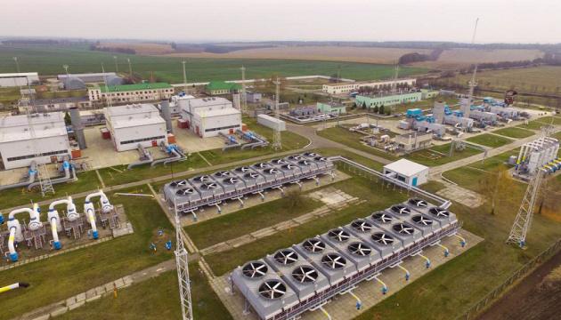 Укртрансгаз запускает первый модернизированный агрегат на компрессорной станции