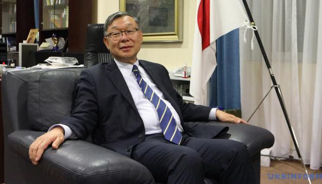 Антиросійські санкції Японії закінчаться, коли Росія поверне Крим Україні — посол Японії