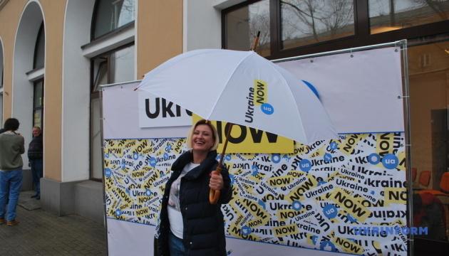 Ukraine NOW: Eurotour — Варшаві показали красу України у віртуальній реальності