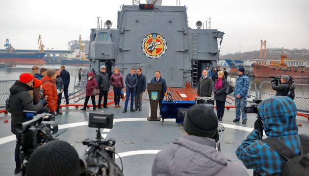 В Украину прибудут военные ВМС Британии для планирования совместных учений