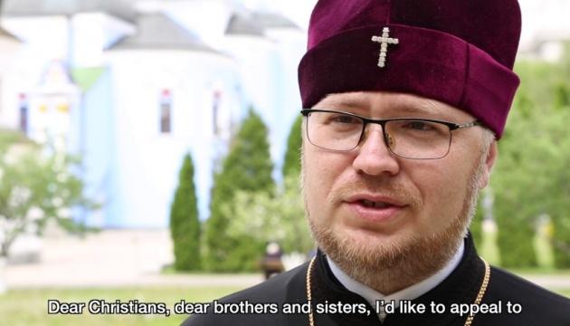 Архієпископ Донецький закликав приєднуватись до єдиної помісної церкви
