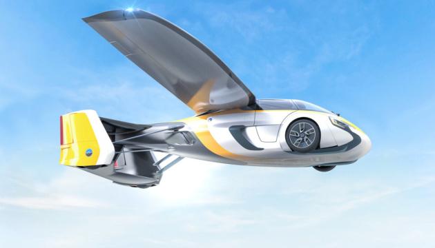 У Словаччині продаватимуть летючі автомобілі