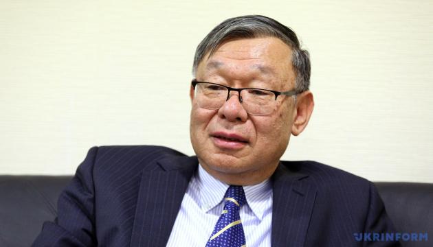 角日本国大使:G7大使は、月2回集まり、ウクライナの改革について議論している
