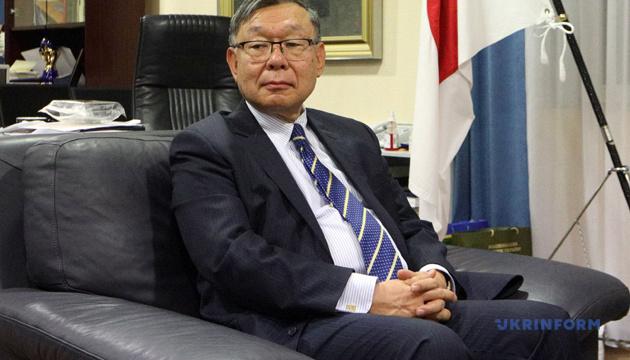 Посол Японії про анексію Криму: Ніколи не визнаємо змін статус-кво силовим методом