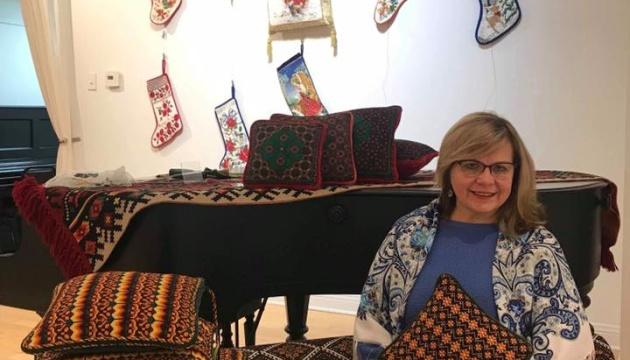 У Чикаго презентують унікальну виставку українських вишиванок