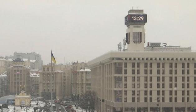 На Будинку профспілок відновив роботу головний годинник країни f21697af5052b