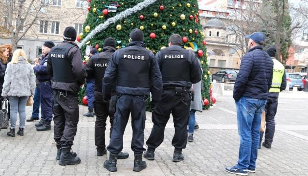У Болгарії поліція перешкодила проукраїнській акції проти агресії РФ на Азові