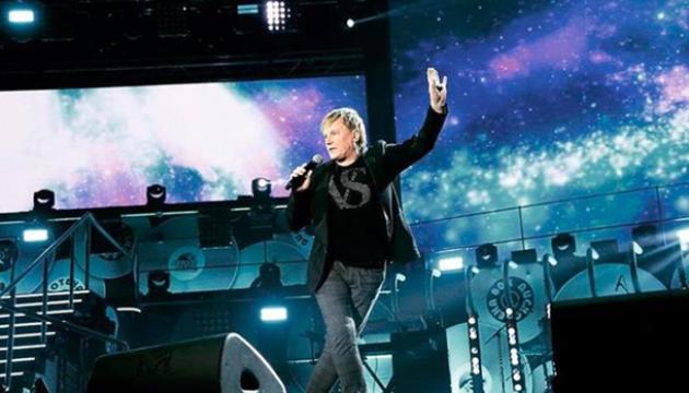 Російського співака не пустили в Україну
