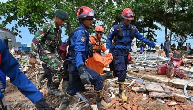 В Индонезии произошел оползень: погибли по меньшей мере 15 человек