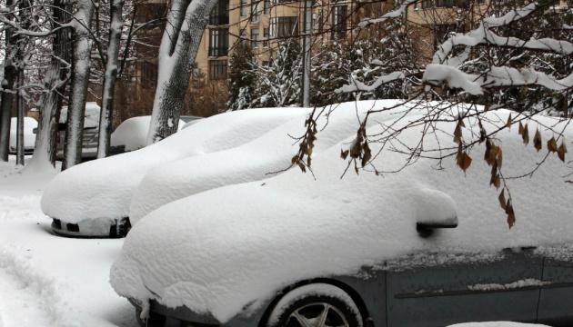 Щоб змусити прибрати сніг у Житомирі, заступнику мера