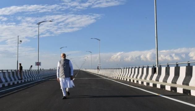 Індія зміцнює оборону на кордоні з Китаєм