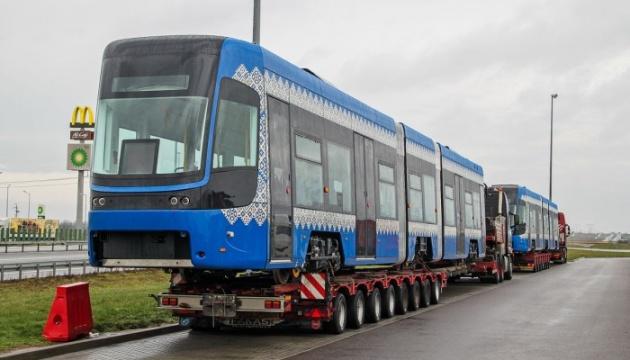 Киев получил все трамваи Pesa