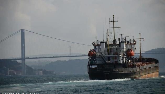 У Чорному морі на мілину сіло судно, що незаконно заходило до Криму - МінТОТ