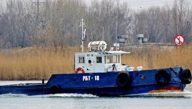В порту Керчи затонул российский буксир — СМИ