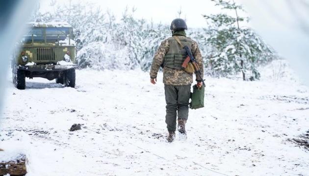 統一部隊作戦圏:1日の露占領者攻撃3回、ウクライナ兵死者1名、負傷者2名