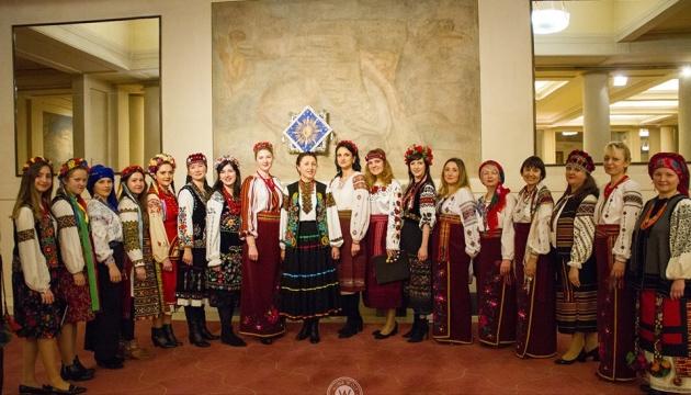 Французькій публіці представили український балет, колядки та щедрівки