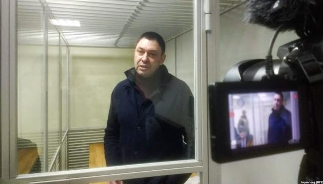 Вишинському відмовили у відводі судді