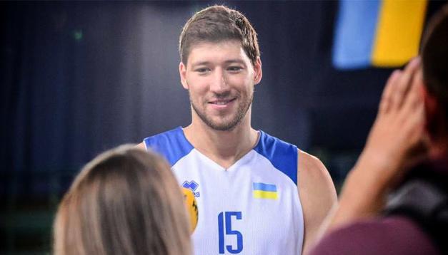Ukrainischer Basketballspieler Kravtsov unterzeichnet Vertrag mit Fuenlabrada