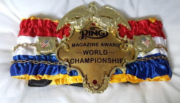 Ломаченко и Усик поборются за звание лучшего боксера года от The Ring