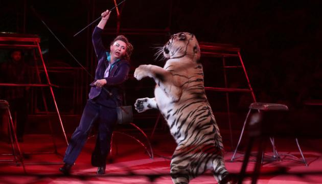 En 2020, les cirques nationaux ukrainiens refuseront la représentation de spectacles incluant des animaux