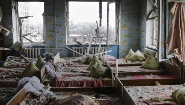 UN: 55 civilians killed in Donbas in 2018
