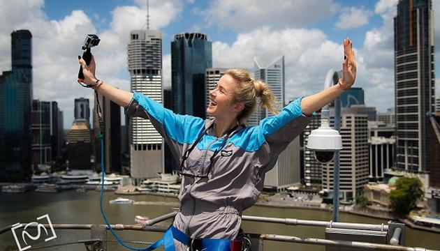 Світоліна перед стартом на турнірі в Брісбені підійнялася на вершину Story Bridge