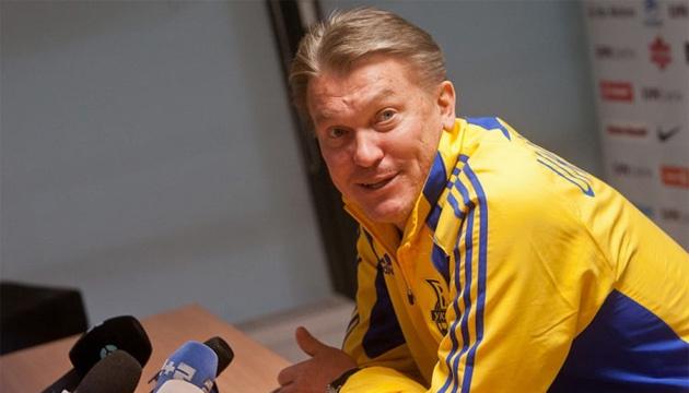 Олег Блохін допомагатиме ФФУ в реформуванні українського футболу