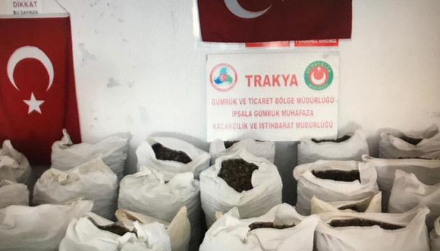 У Туреччині вилучили рекордну партію канабісу