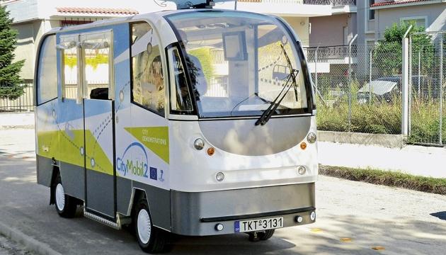 У Баку запустять автобуси-безпілотники