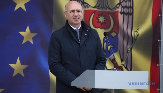Moldova fully supports territorial integrity of Ukraine – PM Pavel Filip