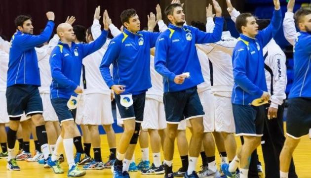 Збірна України з гандболу програла бельгійцям і посіла 3-є місце на