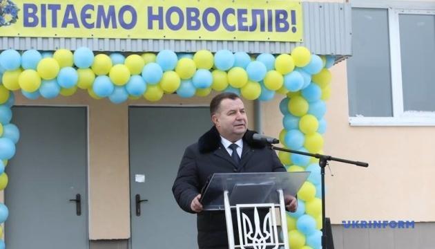 Академія сухопутних військ отримала 200 мільйонів із бюджету - Полторак