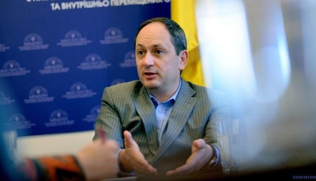 Minister Czernysz skomentował budowę